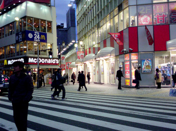 Shinjuku_evening_0901_a01